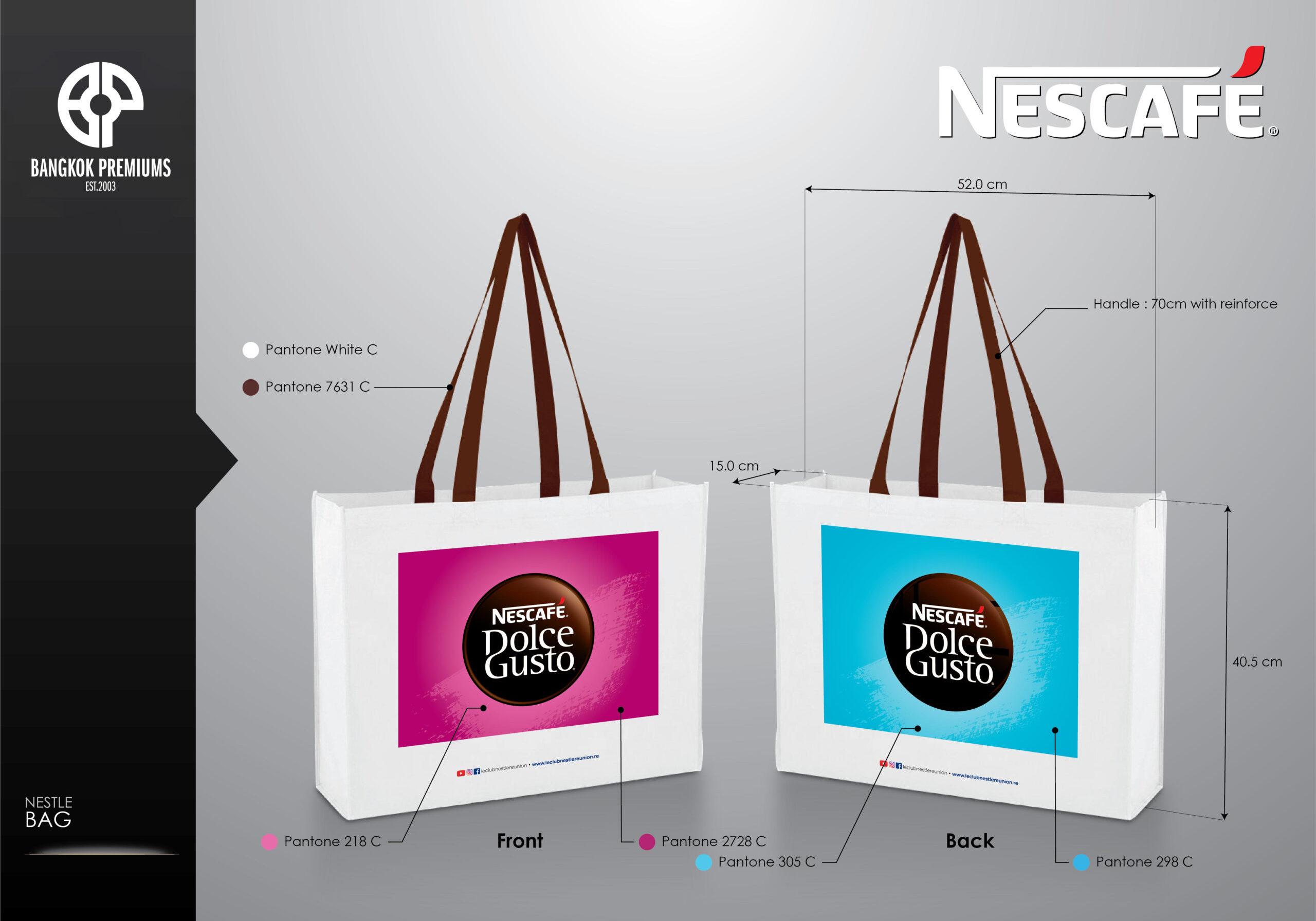 Nestle PP Woven Bag [20-01-21]
