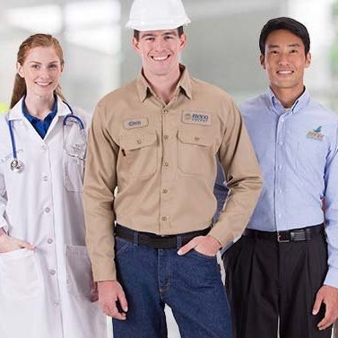 uniforms and corporate work wear